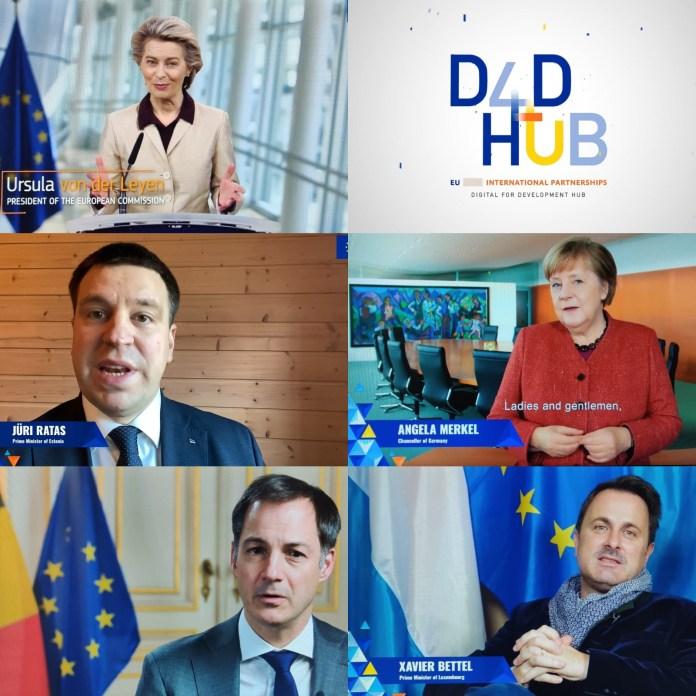 Digital4Development Hub launched to help shape a fair digital future across the globe