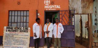Ilara Health partnered clinic