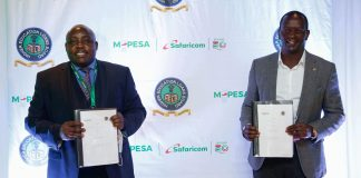 Students to access their HELB loans for the first time ever via their M-PESA Mobile Wallets