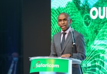 Safaricim 5G launch CEO