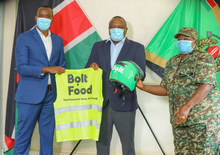 Bolt to support Government's efforts in training Boda Boda riders