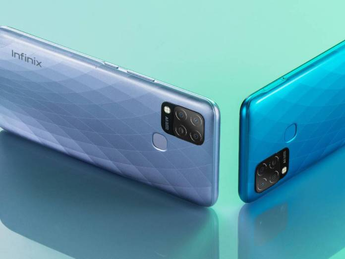 Infinix Hot 10T brings 90Hz display and Helio G85 plus a 5000mAh battery. To launch in the Kenyan market soon.