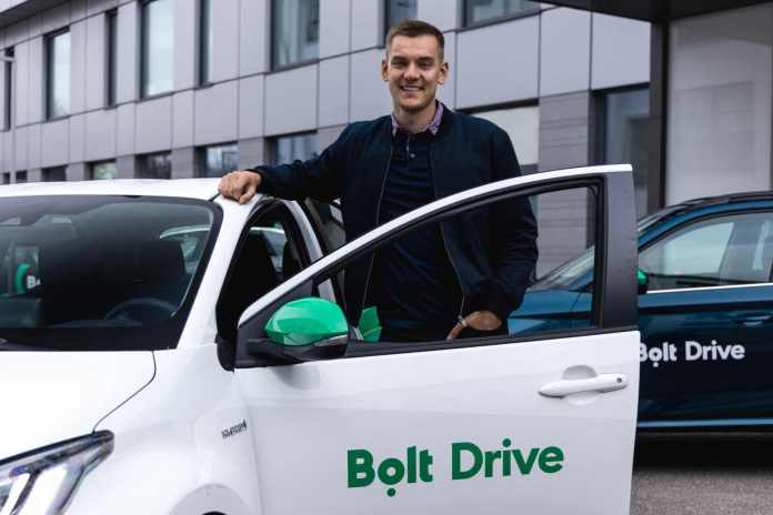 Estonian transport and delivery company, Bolt has announced the launch of its newest venture: a car-sharing service dubbed Bolt Drive. The new service will allow customers to be able to rent a car for short periods of time straight from the Bolt app.