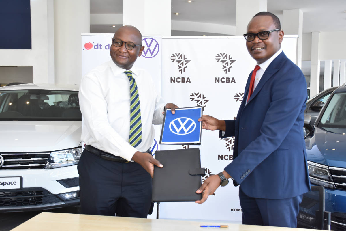 NCBA Bank partners with DT Dobie to offer up to 95% financing on Volkswagen and Mercedes Benz Vehicles in Kenya