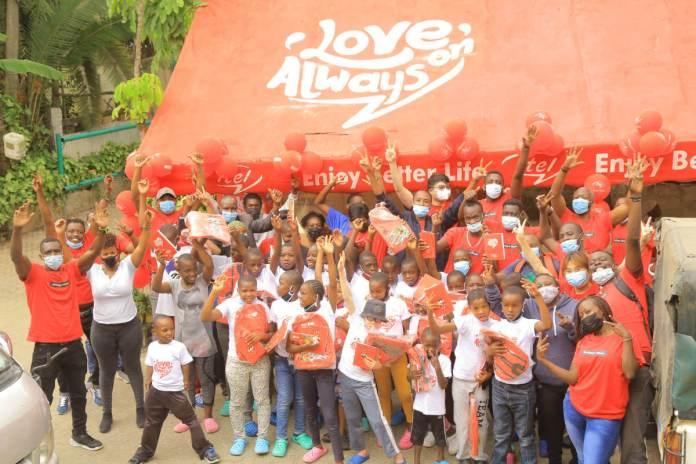 itel Kenya celebrates children with 'Love Always On' campaign