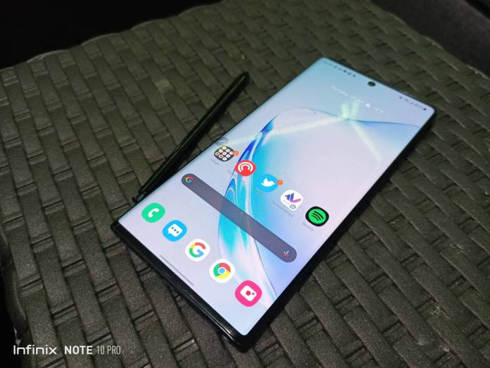 Infinix NOTE 10 PRO Camera Review: Great for the price!