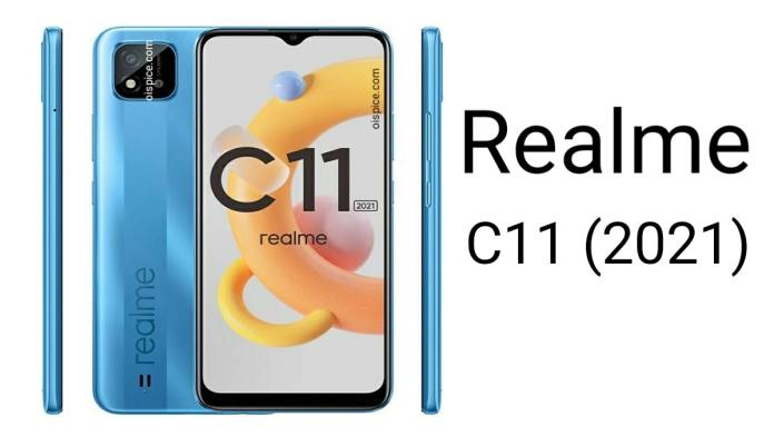 Realme C11 2021 Specifications and Price