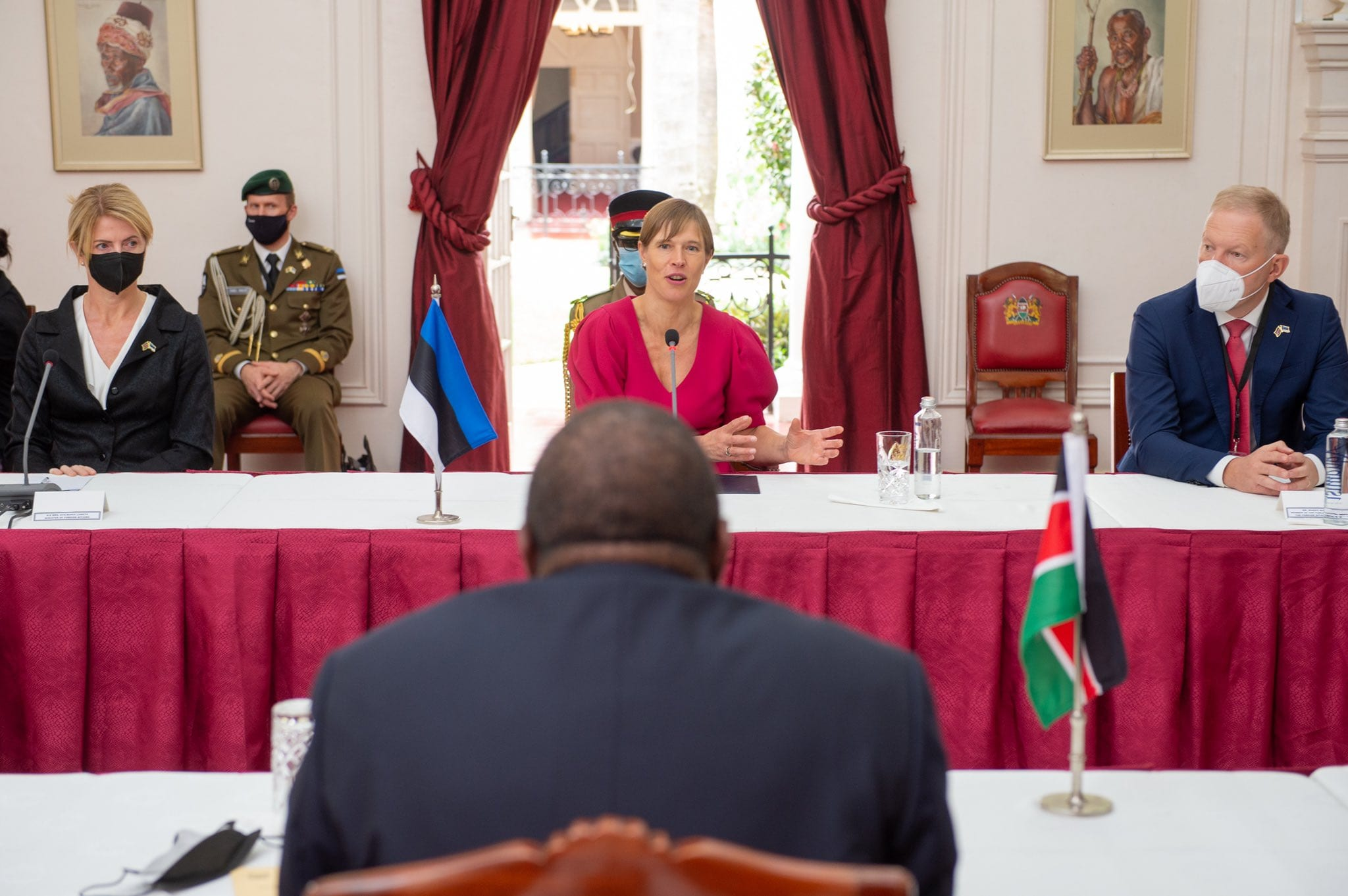 Estonia partnership in Kenya to transform Education Digitally