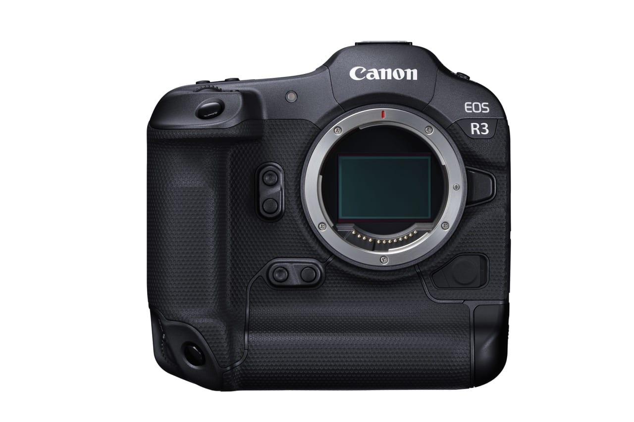 Canon unveils powerful $6,000 EOS R3 Mirrorless Camera