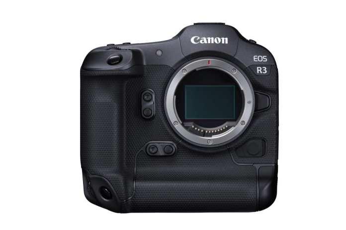 Canon unveils $6,000 EOS R3 Mirrorless Camera