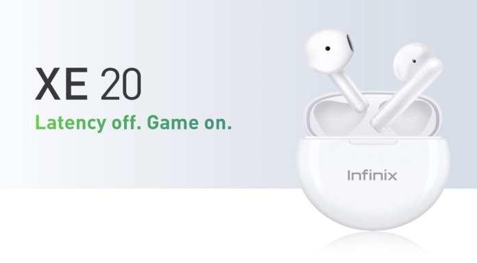 Infinix Earbuds XE 20 Kenya
