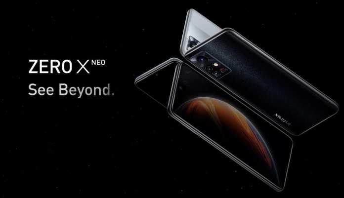 Infinix Zero X NEO Kenya