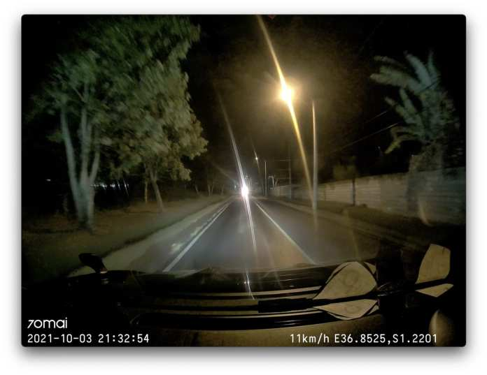 70mai Dash Cam Pro Plus+ Review