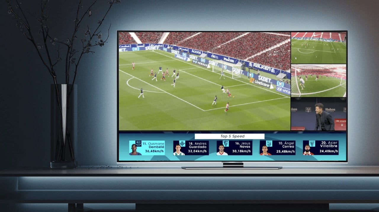 Showmax to debut exciting Multicam Viewing Experience this Sunday