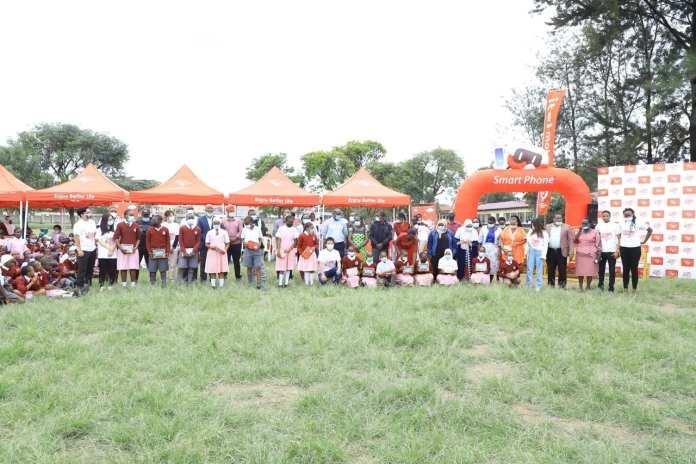 CSR: Itel gives back to the community in Nakuru