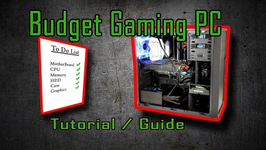 How to Build a Budget Gaming PC Guide - Cheap Gaming PC Tutorial 2017