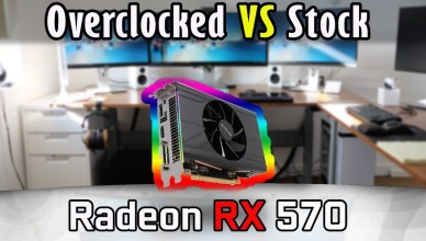 Overclocking the Radeon RX 570... Is it worth it
