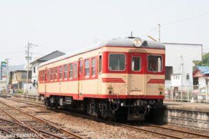 島原鉄道キハ20 島原鉄道オリジナル塗色(三本ひげ)