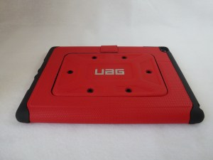 UAG Rogue Folio for iPad Air 2: Closed Back View
