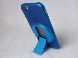 ZeroChroma Vario Protect for iPhone 6: Portrait Stand View