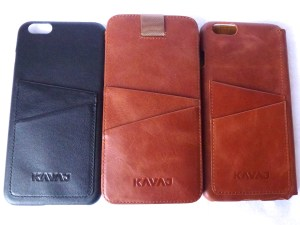 Kavaj iPhone 6 Plus Lineup (L-R): Tokyo, Miami and Dallas