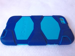Griffin Survivor Custom for iPhone 6 Plus: Back Side View