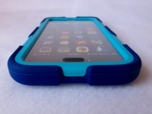 Griffin Survivor Custom for iPhone 6 Plus: Front Top View