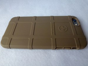 Magpul Field Case for iPhone 6 Plus: Back Side View