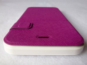 Trident Apollo Folio for iPhone 6 Plus: Top Front View