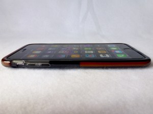 Tech21 Classic Shell for iPhone 6 Plus: Front Side View