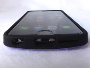 Uolo Guardian for iPhone 6 Plus: Front Bottom View