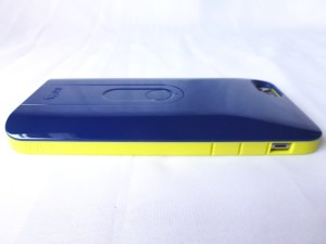 iLuv Selfy Case for iPhone 6 Plus: Back View