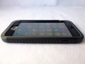 Tech21 Patriot for iPhone 6 Plus: Front Side View