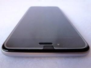 BodyGuardz ScreenGuardz Pure for iPhone 6 Plus: Top View