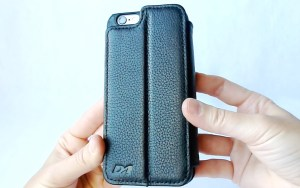 Doc Artisan Sport Wallet Case for iPhone 6- Back View (1)