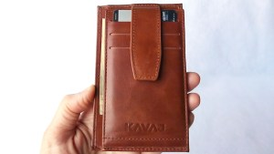 Kavaj Munich Wallet- Front