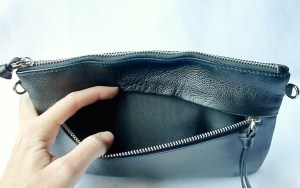Mighty Purse- Front Pocket View