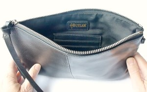 Mighty Purse- Open View--Note Dual Credit Card Slots