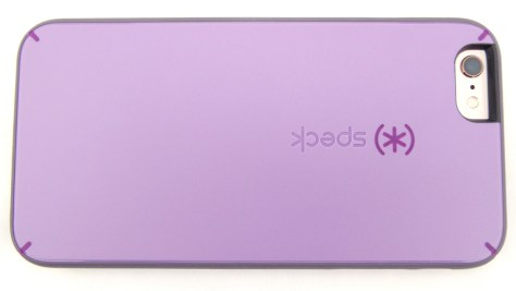 Speck MightyShell for iPhone 6s Plus in Lilac- Back View