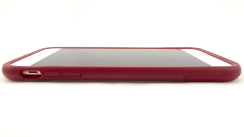 OtterBox Statement in Maroon for iPhone 6s Plus- Front Side View