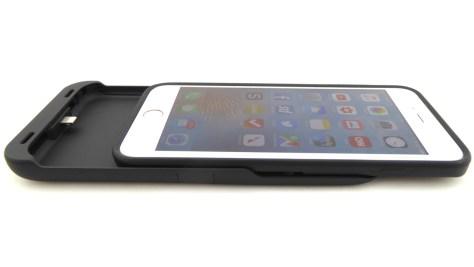 Tylt Energi Battery Case for iPhone 6s Plus- Sliding In