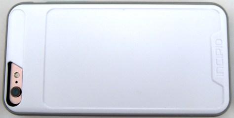 Incipio Performance Level 3 Case for iPhone 6s Plus- Back View