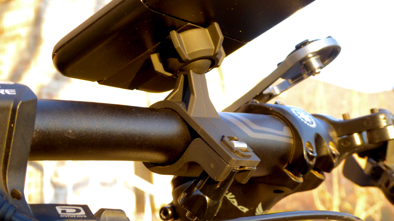 Polarpro Vice Bike Mount Another Convenient Accessory For The