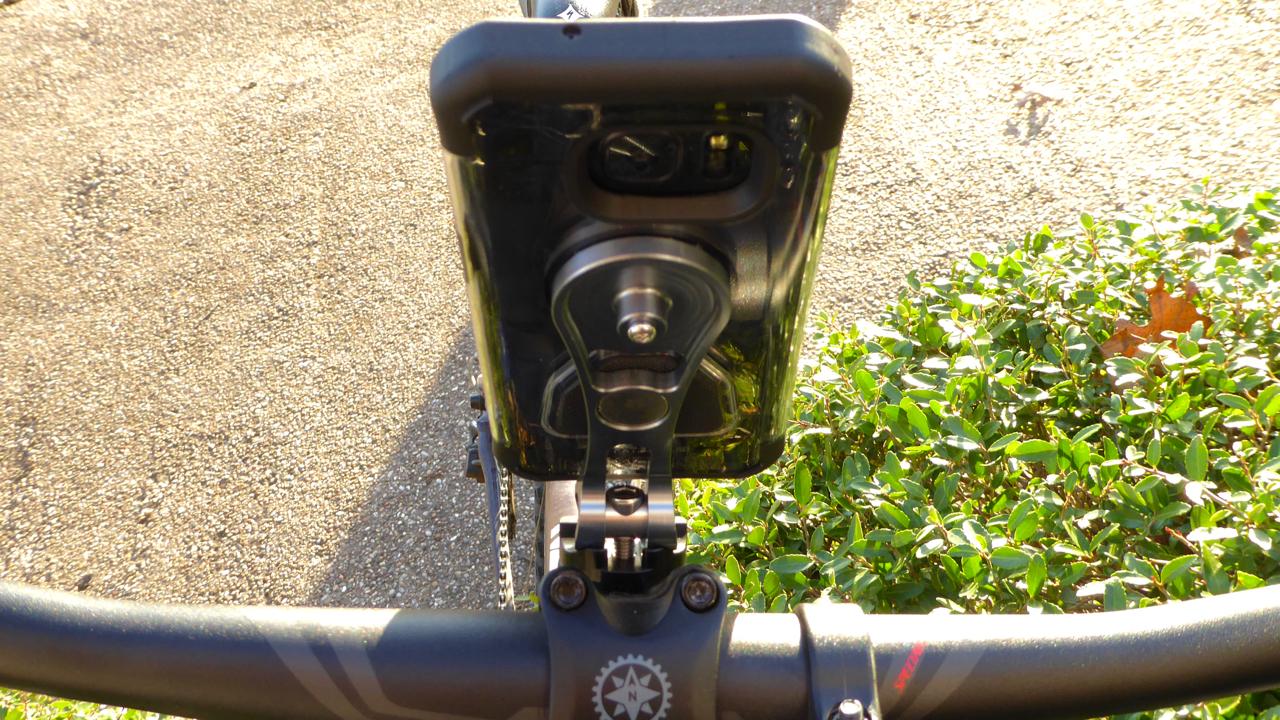 Rokform Galaxy S7 Pro Series Bike Mount Kit Aluminum Stem