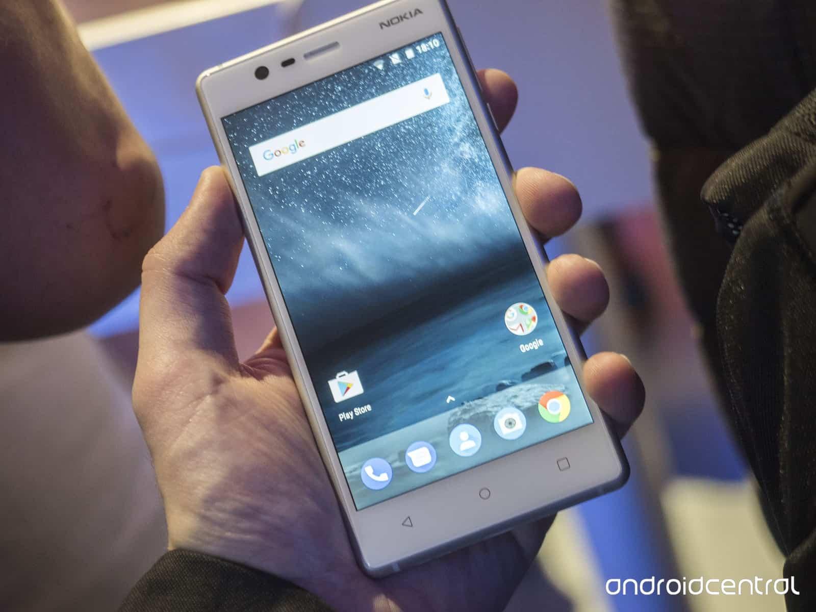HMD تفي بوعدها. هاتف نوكيا 3 (2017) سيحصل على تحديث أندرويد9!