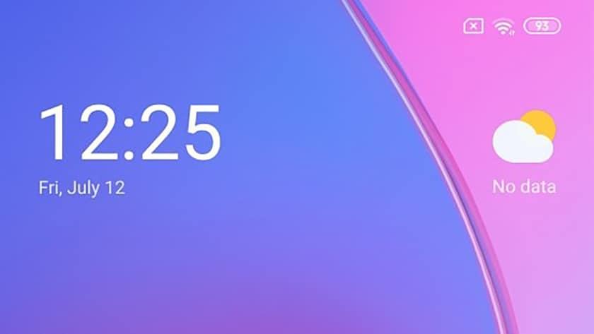 نظرة أولى على تحديث MIUI من Xiaomi المبني على النسخة التجريبية من Android Q.