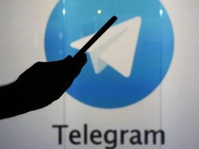 telegram dark web