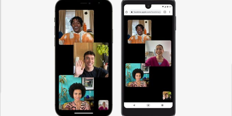 Facetime on android