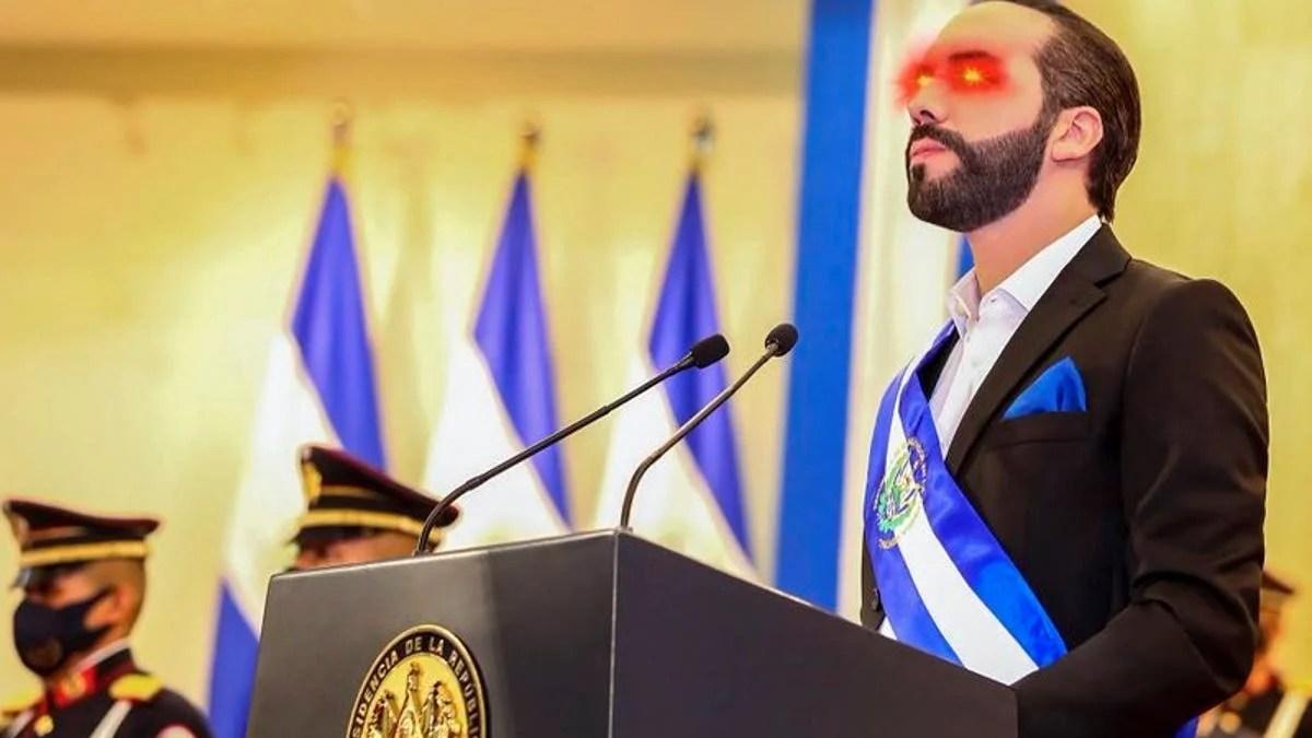 BITCOIN EL SALVADOR LEGAL TENDER
