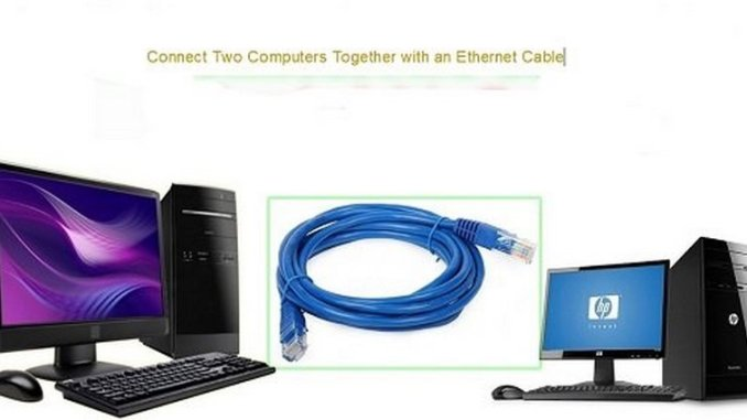 connect two computers